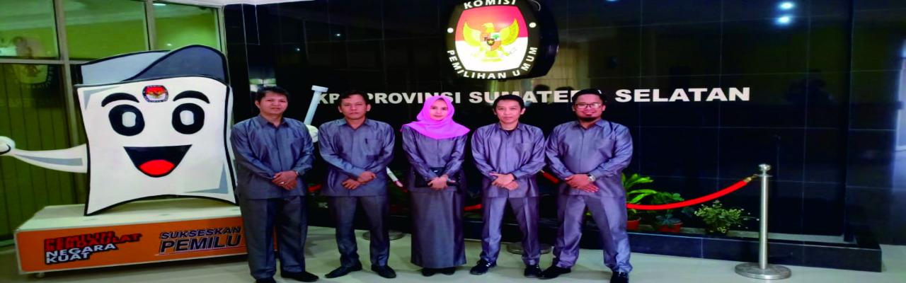 Anggota KPU Kabupaten Lahat